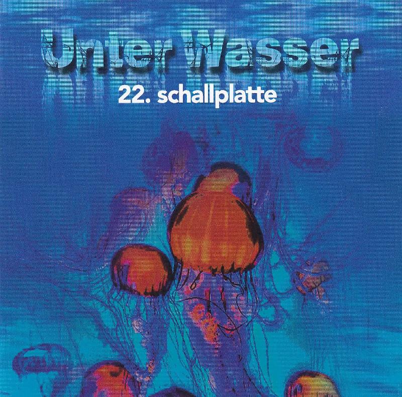 Cover Schallplatte 22