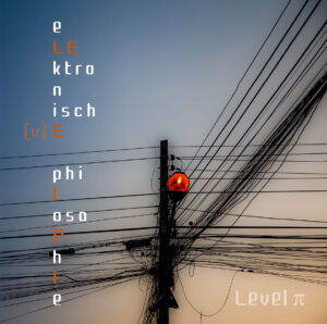 Cover Elektronische Philosophie